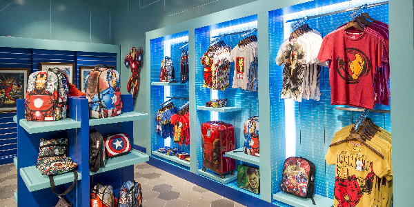 Avengers Exchange - Avengers store in the Middle East