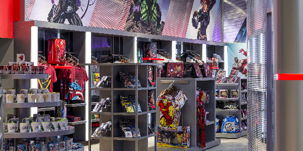 Marvel Universe -  IMG Worlds of Adventure's flagship stores